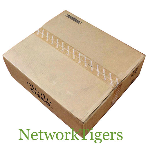 NEW Cisco WS-C3560CX-8PT-S C3560-CX Series 8x Gigabit Ethernet PoE+ Switch - NetworkTigers