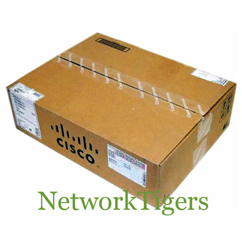NEW Cisco WS-C3560CX-8TC-S C3560-CX Series 8x Gigabit Ethernet 2x 1G SFP Switch - NetworkTigers