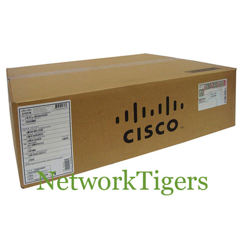 NEW Cisco WS-C3560CX-8XPD-S 6x GE PoE+ 2x MultiGig 2x 10G SFP+ IP Base Switch - NetworkTigers