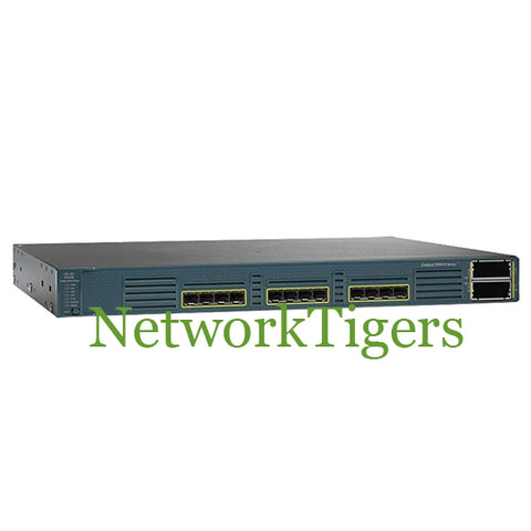 Cisco WS-C3560E-12SD-E 3560-E Series 12-Port Gigabit SFP 2-Port X2 Switch