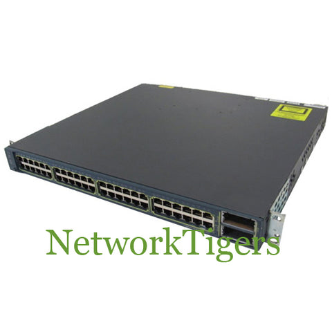 Cisco WS-C3560E-48PD-S