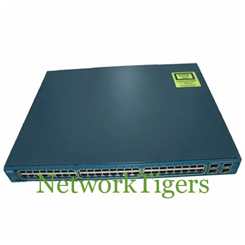 Cisco WS-C3560G-48PS-S Catalyst 3560G Gigabit POE Switch