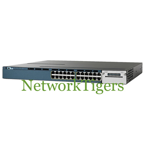 Cisco WS-C3560X-24P-E