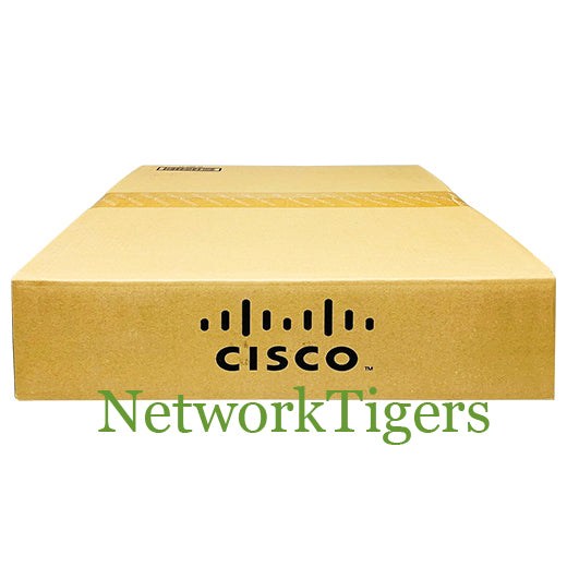 NEW Cisco WS-C3560X-24P-L 24x Gigabit Ethernet PoE+ LAN Base Switch - NetworkTigers
