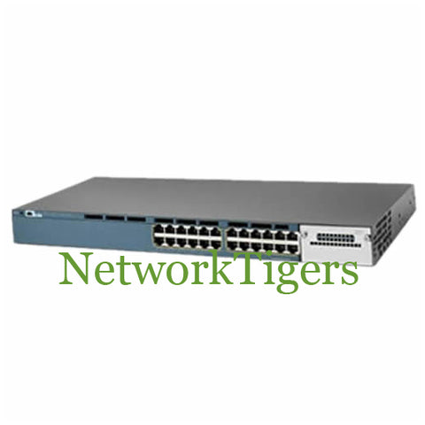 Cisco WS-C3560X-24P-L C3560X Series 24x Gigabit Ethernet PoE+ LAN Base Switch