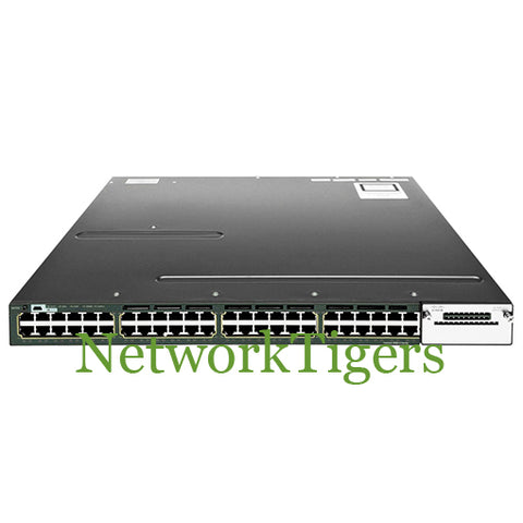 Cisco WS-C3560X-48T-E C3560X Series 48x Gigabit Ethernet IP Services Switch