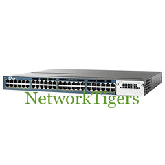 Cisco WS-C3560X-48U-E 48x GE UPOE RJ-45 1x Module Slot IP Services Switch