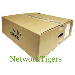NEW Cisco WS-C3650-24PWS-S 24x GE PoE 4x 1G SFP IP Base w/5 AP Licenses Switch - NetworkTigers