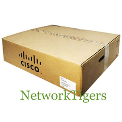 NEW Cisco WS-C3650-48PS-S 48x Gigabit Ethernet PoE+ 4x 1G SFP IP Base Switch - NetworkTigers