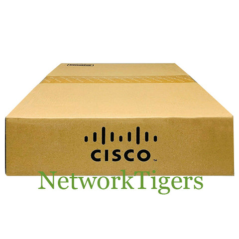 NEW Cisco WS-C3750E-24PD-S 24x 1GB PoE RJ-45 2x 10GB X2 IP Base Switch