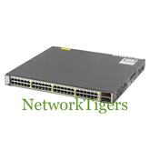 Cisco WS-C3750E-48PD-S