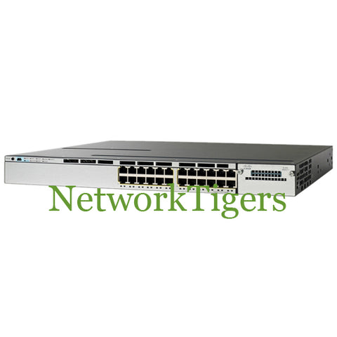 Cisco WS-C3750X-24T-E