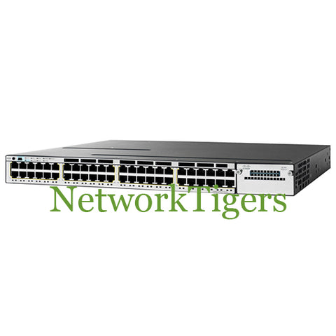 Cisco WS-C3750X-48P-E