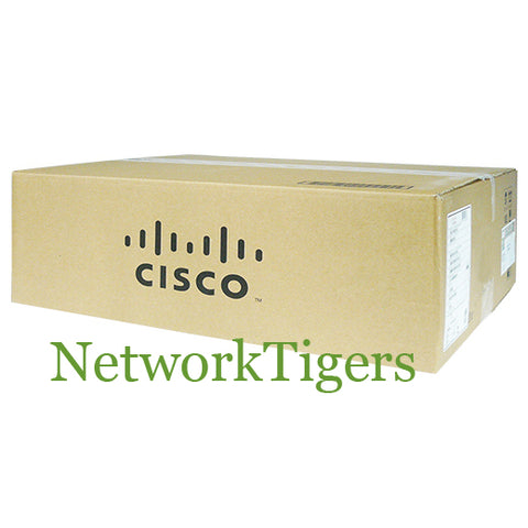 NEW Cisco WS-C3750X-48PF-E 48x 1GB PoE+ RJ-45 1x Module Slot IP Services Switch