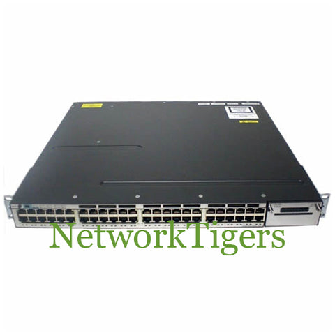 Cisco WS-C3750X-48T-E