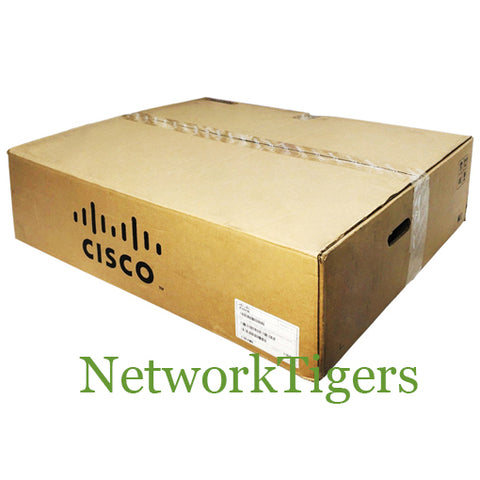 NEW Cisco WS-C3850-24P-S Catalyst 3850 24x Gigabit Ethernet PoE+ IP Base Switch