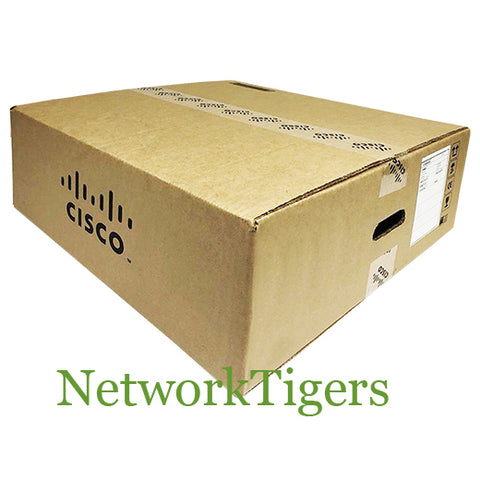 NEW Cisco WS-C3850-24U-S 24x GE UPOE RJ-45 1x Module Slot IP Base Switch