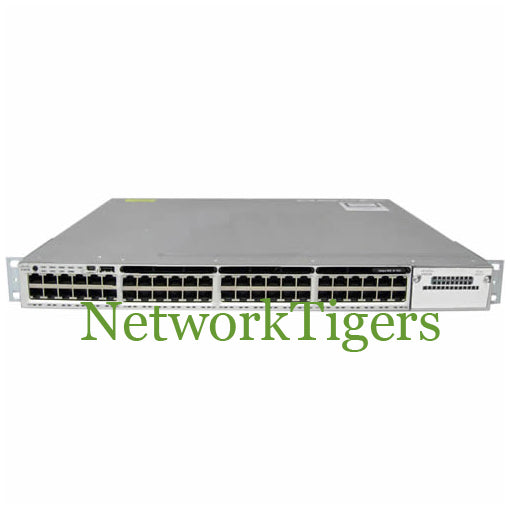 Cisco WS-C3850-48P-S