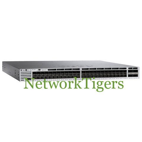 Cisco WS-C3850-48XS-F-E Catalyst 48x 10G SFP+ 4x 40G QSFP+ IP Services Switch