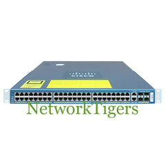 Cisco WS-C4948-E Catalyst 4948 Series 48x Gigabit 4x SFP IP Services 1xAC Switch