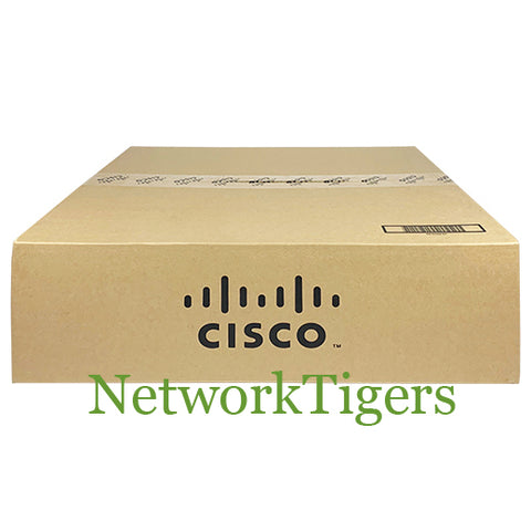 NEW Cisco WS-C4948E-F-E 48x GE RJ-45 4x 10G SFP+ IP Services Switch