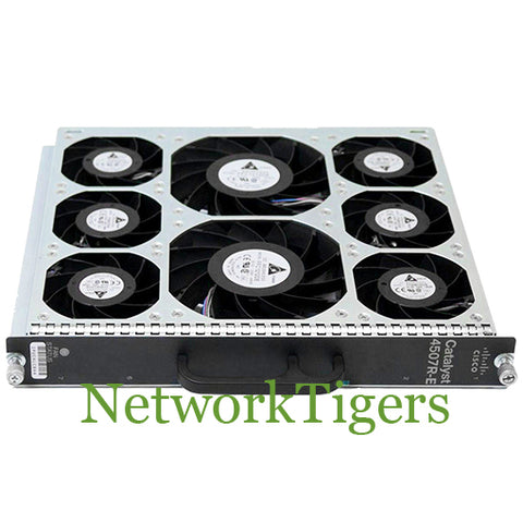 Cisco WS-X4597+E Catalyst C4507R+E 8 E Chassis Switch Fan Tray