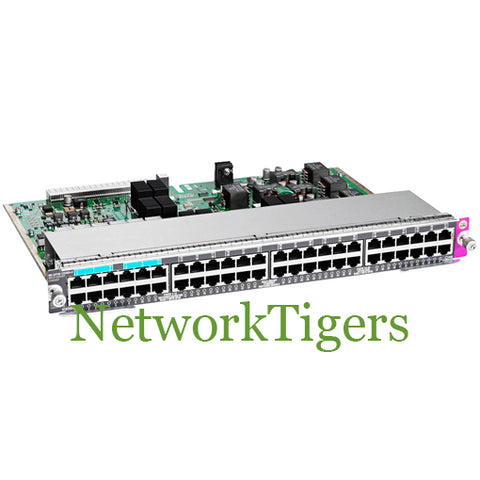 Cisco WS-X4748-12X48U+E