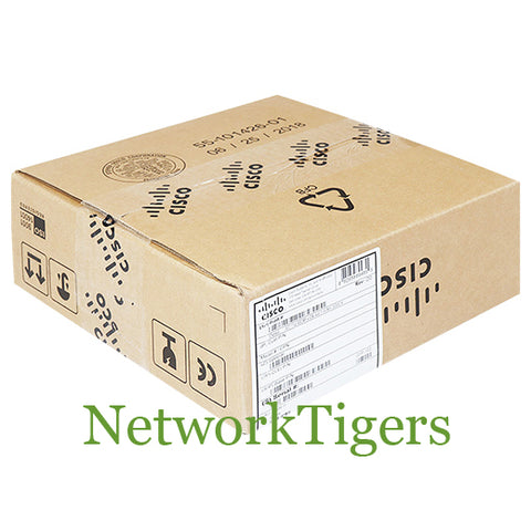 NEW Cisco WS-X4908-10G-RJ45 8x 10 Gigabit Ethernet RJ-45 Switch Module - NetworkTigers