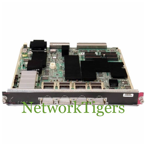 Cisco WS-X6704-10GE 4 Port XENPAK 10GB Ethernet Switch Module
