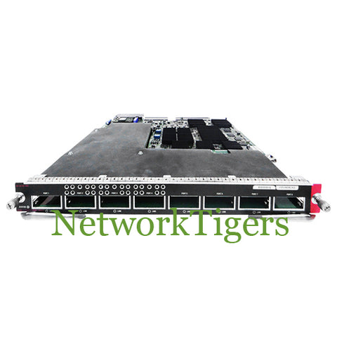Cisco WS-X6708-10GE Catalyst 6500 8x 10 Gigabit Ethernet X2 Switch Module