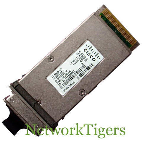 Cisco X2-10GB-LR 10GBASE Optic Transceiver X2