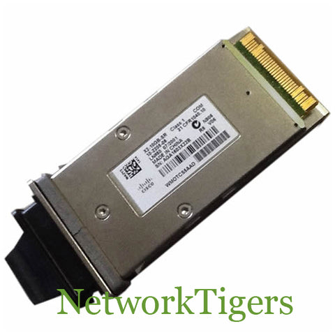 Cisco X2-10GB-SR 10GBASE-SR 10GB MM Short Haul Transceiver Module