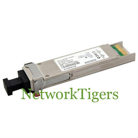 Cisco XFP-10GER-192IR+ Multirate SMF 10GBASE-ER/-EW OC-192/STM-64 Low Power