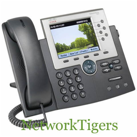 Cisco CP-7965G 7965 Color Gigabit VOIP IP Phone