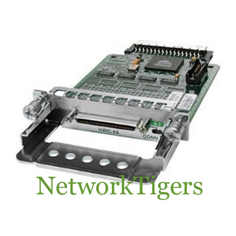 Cisco HWIC-8A 8-Port Asynchronous High-Speed WAN Card