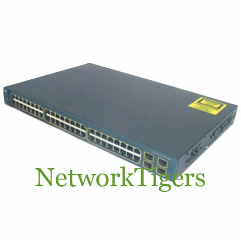 Cisco WS-C3560G-48PS-E Catalyst 3560G Gigabit POE Switch