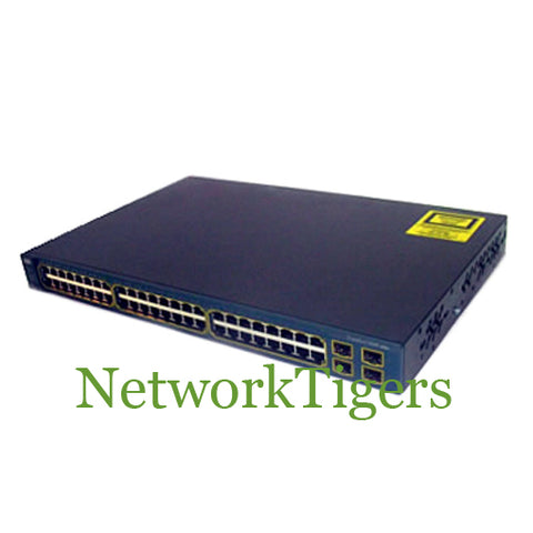 Cisco WS-C3560G-48TS-S 3560G Gigabit Catalyst Switch