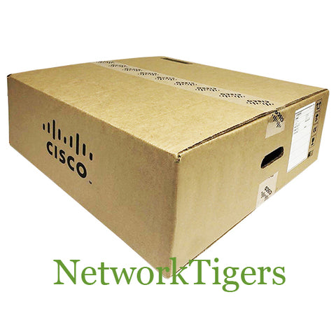 NEW Cisco WS-C3750G-24PS-S Catalyst 3750G 24x GE PoE RJ-45 4x SFP IP Base Switch