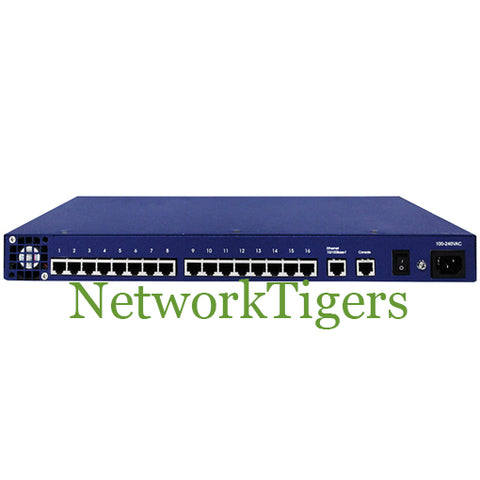 Cyclades TS1000 TES0070 TS Series 16-Port Console Terminal Server