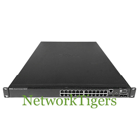 Dell 5524P PowerConnect 5500 Series 24-Port Gigabit PoE 2-Port SFP+ Switch