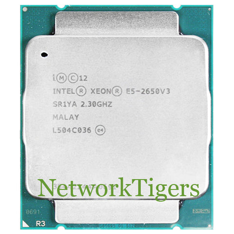 Intel E5-2650 V3 Xeon 2.3GHz 10 Core Processor