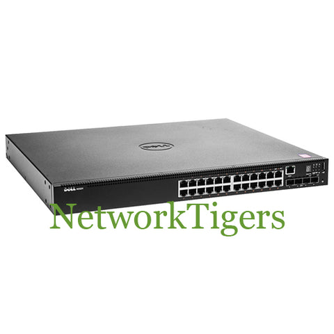 Dell N1524 N1500 Series 24-Port Gigabit 4-Port SFP+ Switch