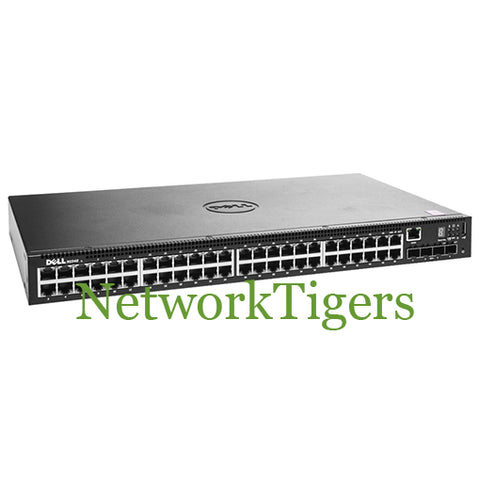 Dell N1548 N1500 Series 48-Port Gigabit 4-Port SFP+ Switch