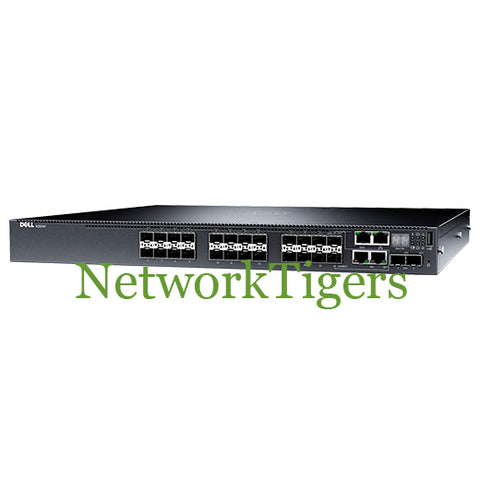 Dell N3024EP-ON 24x GE PoE (12x PoE+) 2x 10G SFP+ 2x 1G Combo Switch