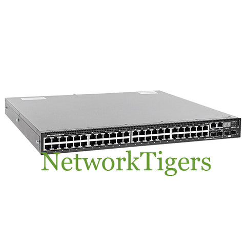 Dell N3048ET-ON N3000 Series 48x Gigabit Ethernet 2x 10G SFP+ 2x 1G Combo Switch