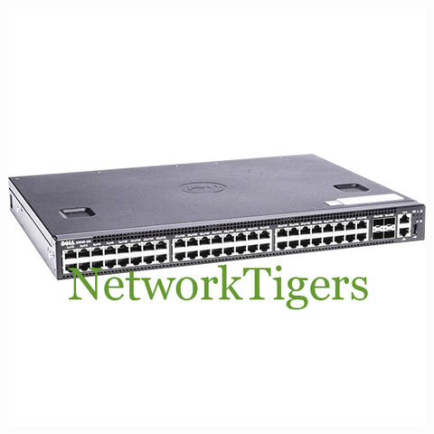 Dell S3048-ON EMC S Series 48x Gigabit Ethernet 4x 10G SFP+ Switch - NetworkTigers