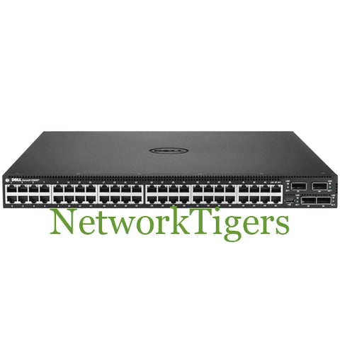 Dell S4820T Force10 S-Series 48x 10 Gigabit Ethernet 4x 40G QSFP+ Switch - NetworkTigers