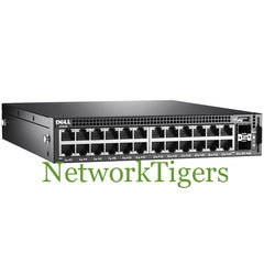 Dell X1026 X-Series 24x Gigabit Ethernet 2x 10G SFP+ Switch