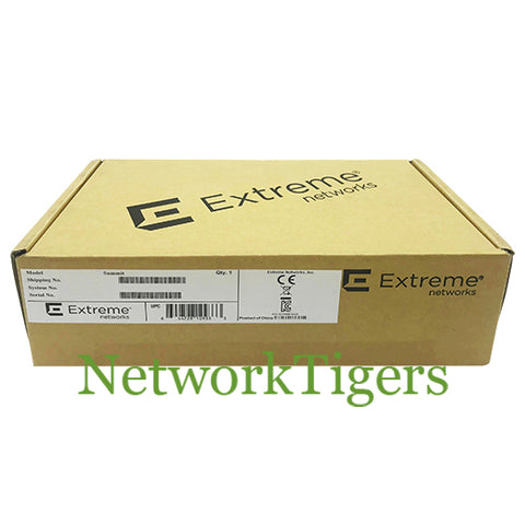 NEW Extreme 10053 1 Gigabit BASE-ZX SMF Optical SFP Transceiver