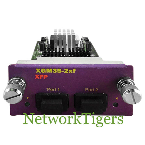 Extreme 16119 X460 Series XGM3S-2xf 2x 10 Gigabit Ethernet XFP Switch Module